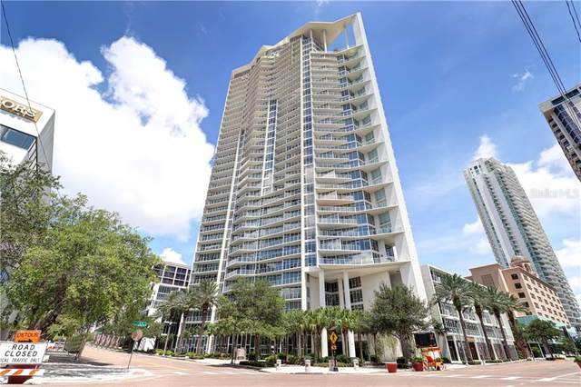 175 1ST Street S #901, St Petersburg, FL 33701 (MLS #U8090160) :: The Light Team