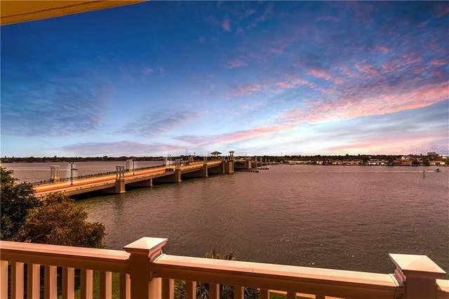 500 Treasure Island Causeway #408, Treasure Island, FL 33706 (MLS #U8090211) :: Baird Realty Group