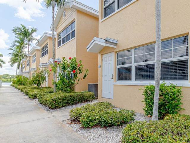 19417 Gulf Boulevard A-106, Indian Shores, FL 33785 (MLS #U8090247) :: Lockhart & Walseth Team, Realtors