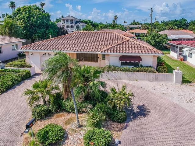 226 Lido Drive, St Pete Beach, FL 33706 (MLS #U8090255) :: Sarasota Home Specialists