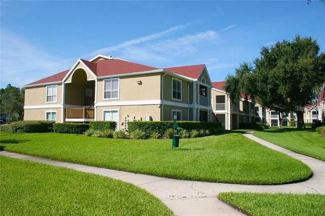 9481 Highland Oak Drive #815, Tampa, FL 33647 (MLS #U8090269) :: Team Bohannon Keller Williams, Tampa Properties