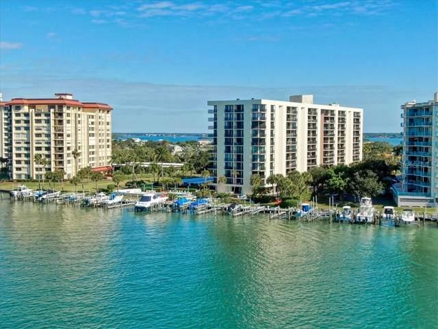690 Island Way #407, Clearwater, FL 33767 (MLS #U8090270) :: Carmena and Associates Realty Group