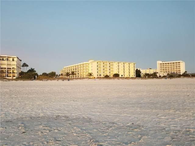 12000 Gulf Boulevard 303-N, Treasure Island, FL 33706 (MLS #U8090316) :: Your Florida House Team