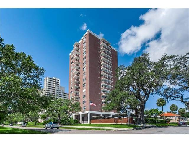4015 Bayshore Boulevard 10D, Tampa, FL 33611 (MLS #U8090332) :: Gate Arty & the Group - Keller Williams Realty Smart