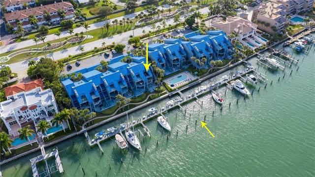 900 Pinellas Bayway S #208, Tierra Verde, FL 33715 (MLS #U8090350) :: Lockhart & Walseth Team, Realtors