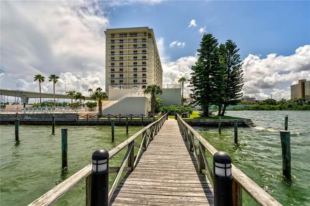 100 Pierce Street #1009, Clearwater, FL 33756 (MLS #U8090367) :: Premium Properties Real Estate Services