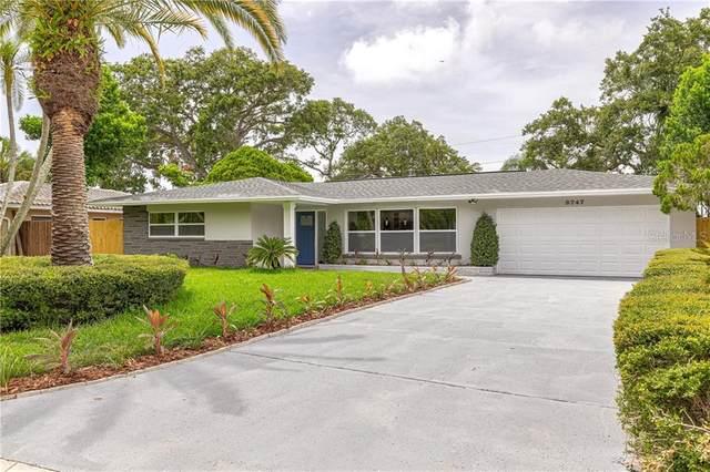 3747 Sunset Circle, Largo, FL 33774 (MLS #U8090376) :: Team Bohannon Keller Williams, Tampa Properties