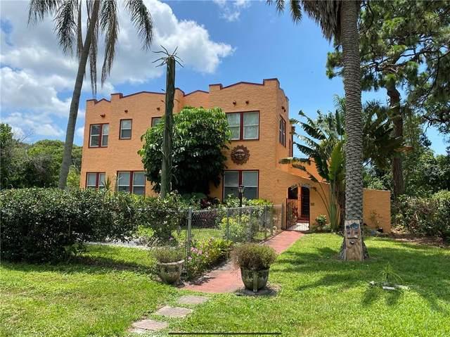 6130 10TH Avenue S, Gulfport, FL 33707 (MLS #U8090382) :: Delgado Home Team at Keller Williams