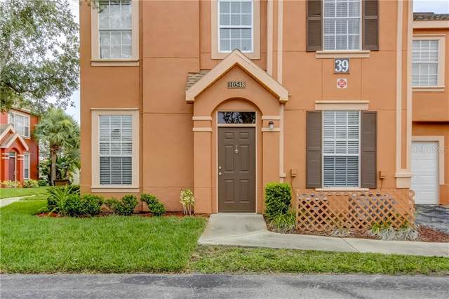 10548 Windsor Lake Court #10548, Tampa, FL 33626 (MLS #U8090406) :: Team Bohannon Keller Williams, Tampa Properties