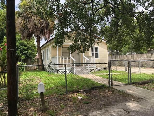 4406 Webster Street, Tampa, FL 33610 (MLS #U8090414) :: Cartwright Realty