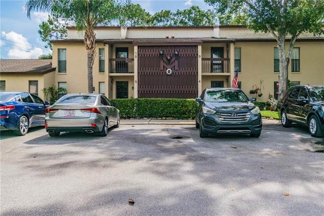 1200 Tarpon Woods Boulevard O4, Palm Harbor, FL 34685 (MLS #U8090430) :: Team Borham at Keller Williams Realty