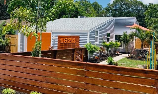 1624 54TH Street S, Gulfport, FL 33707 (MLS #U8090443) :: Delgado Home Team at Keller Williams