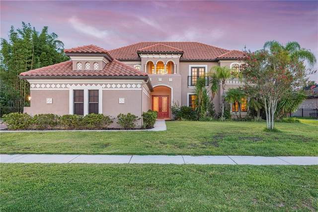 3820 Ivydale Court, Land O Lakes, FL 34638 (MLS #U8090518) :: GO Realty