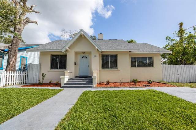 1717 21ST Avenue S, St Petersburg, FL 33712 (MLS #U8090532) :: Rabell Realty Group