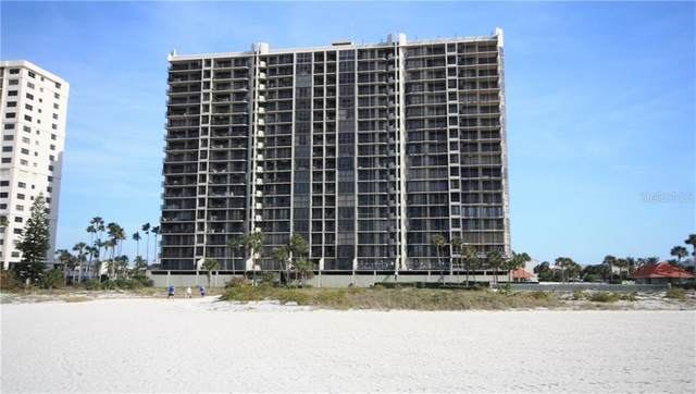 1290 Gulf Boulevard #704, Clearwater Beach, FL 33767 (MLS #U8090541) :: Dalton Wade Real Estate Group