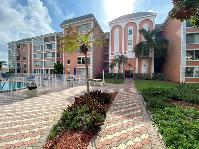 6800 20TH Avenue N #308, St Petersburg, FL 33710 (MLS #U8090548) :: Medway Realty