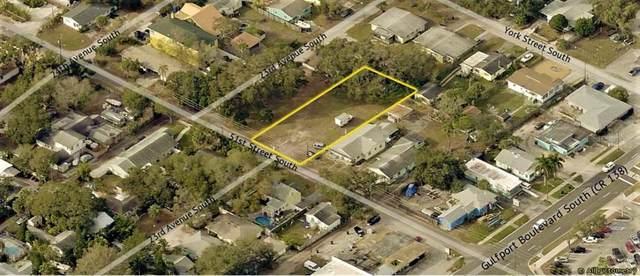 23RD Avenue S, Gulfport, FL 33707 (MLS #U8090551) :: Delgado Home Team at Keller Williams