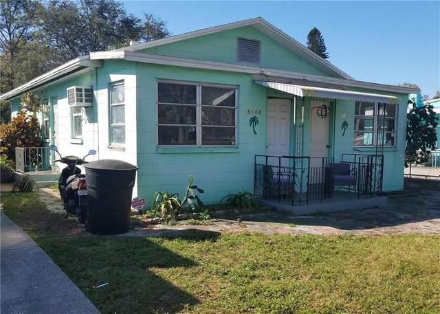 5108 Gulfport Boulevard S, Gulfport, FL 33707 (MLS #U8090562) :: Delgado Home Team at Keller Williams