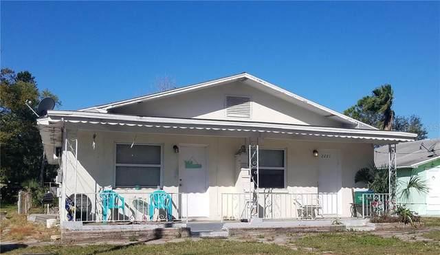 2221 51ST Street S, Gulfport, FL 33707 (MLS #U8090574) :: Delgado Home Team at Keller Williams