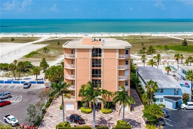 11270 Gulf Boulevard #2, Treasure Island, FL 33706 (MLS #U8090583) :: Lockhart & Walseth Team, Realtors