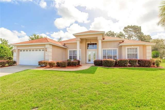 8435 Charleston Drive, Weeki Wachee, FL 34613 (MLS #U8090598) :: Florida Real Estate Sellers at Keller Williams Realty
