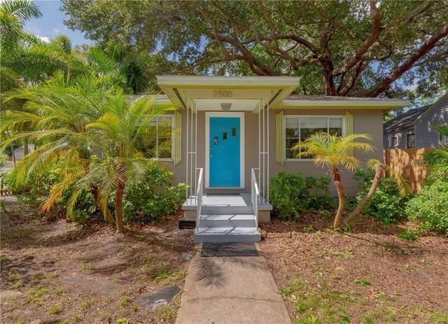 2500 Dartmouth Avenue N, St Petersburg, FL 33713 (MLS #U8090602) :: EXIT King Realty