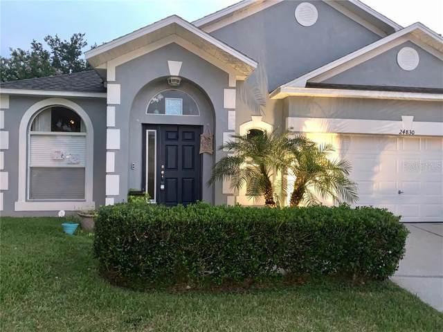 24830 Black Creek Court, Land O Lakes, FL 34639 (MLS #U8090606) :: GO Realty