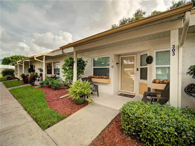 10680 43RD Street N #303, Clearwater, FL 33762 (MLS #U8090622) :: Dalton Wade Real Estate Group