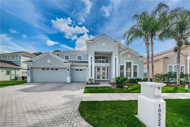 10522 Canary Isle Drive, Tampa, FL 33647 (MLS #U8090626) :: Florida Real Estate Sellers at Keller Williams Realty