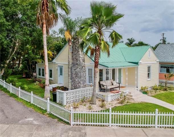 109 S Spring Boulevard, Tarpon Springs, FL 34689 (MLS #U8090629) :: Team Bohannon Keller Williams, Tampa Properties