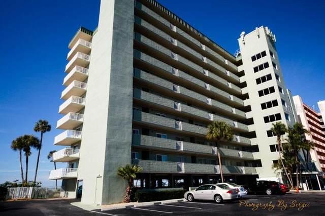 20000 Gulf Boulevard #908, Indian Shores, FL 33785 (MLS #U8090657) :: Lockhart & Walseth Team, Realtors