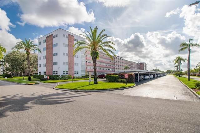 5501 80TH Street N #101, St Petersburg, FL 33709 (MLS #U8090677) :: Team Borham at Keller Williams Realty