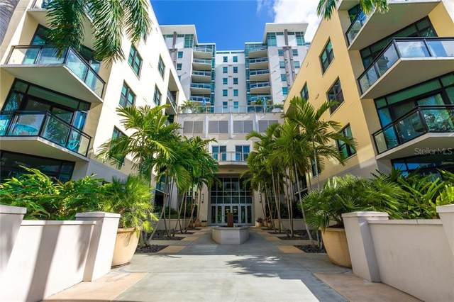 400 4TH Avenue S #203, St Petersburg, FL 33701 (MLS #U8090697) :: Team Bohannon Keller Williams, Tampa Properties