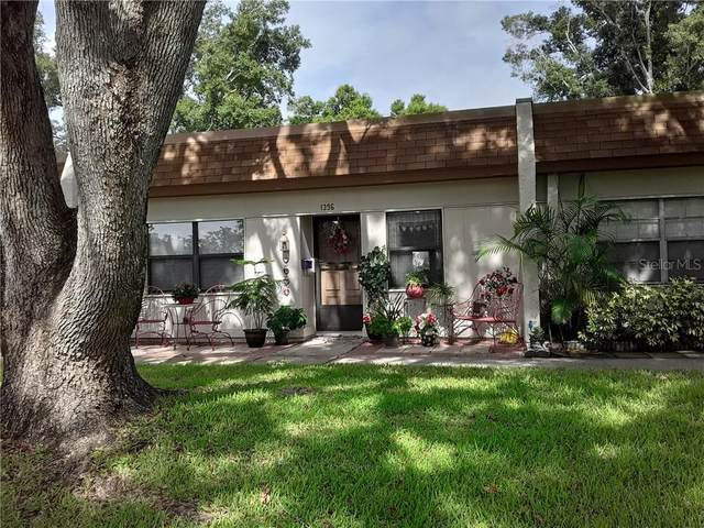 1396 Mission Circle 43-E, Clearwater, FL 33759 (MLS #U8090721) :: Premium Properties Real Estate Services