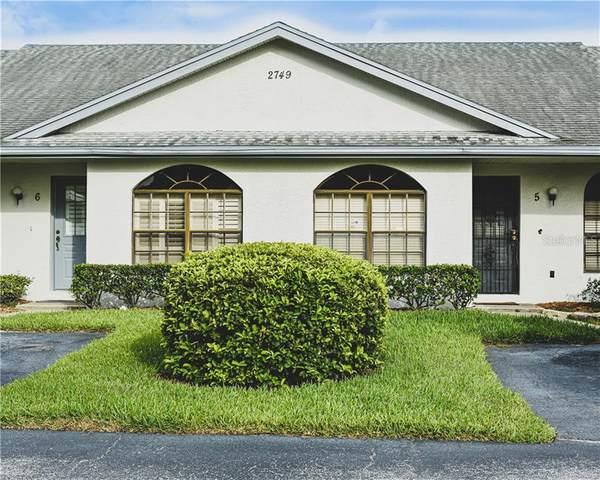 2749 Countryside Boulevard #5, Clearwater, FL 33761 (MLS #U8090746) :: Team Borham at Keller Williams Realty