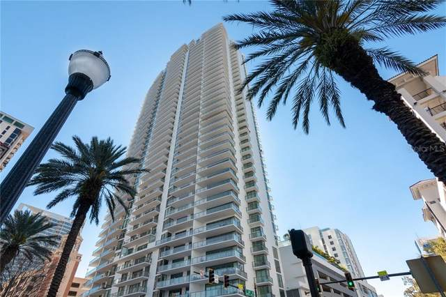 100 1ST Avenue N #2501, St Petersburg, FL 33701 (MLS #U8090750) :: Bridge Realty Group