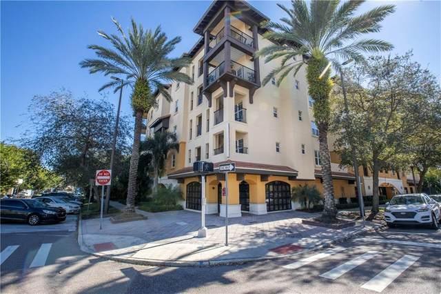 100 4TH Avenue S #414, St Petersburg, FL 33701 (MLS #U8090753) :: Team Bohannon Keller Williams, Tampa Properties