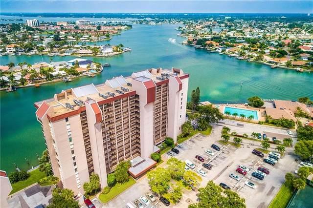 9495 Blind Pass Road #806, St Pete Beach, FL 33706 (MLS #U8090758) :: Griffin Group