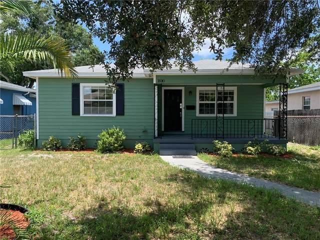 2130 24TH Avenue N, St Petersburg, FL 33713 (MLS #U8090774) :: Team Bohannon Keller Williams, Tampa Properties