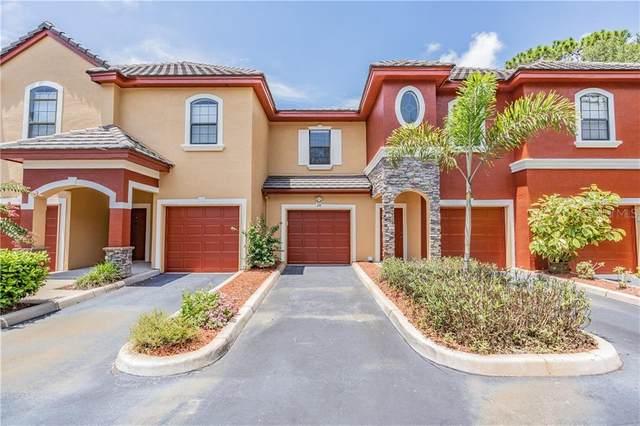 2295 Tuscany Trace #8, Palm Harbor, FL 34683 (MLS #U8090800) :: Team Borham at Keller Williams Realty