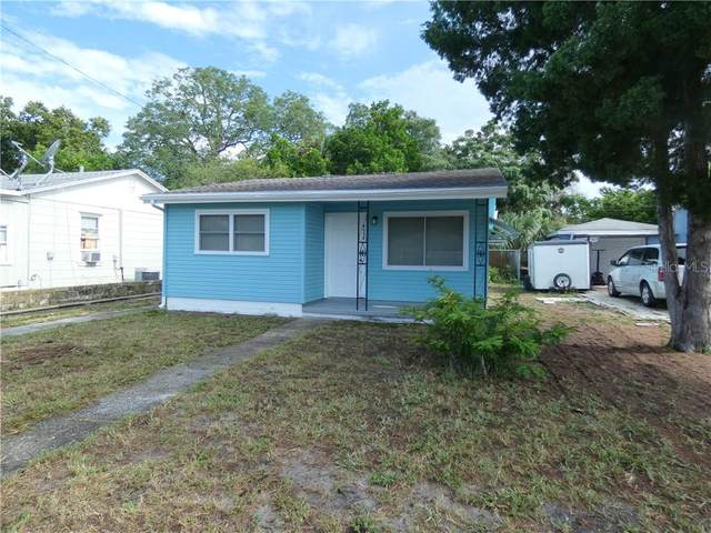 4937 Newton Avenue S, Gulfport, FL 33707 (MLS #U8090926) :: Rabell Realty Group
