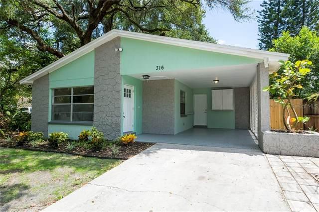 316 W Jean Street, Tampa, FL 33604 (MLS #U8091053) :: Pepine Realty