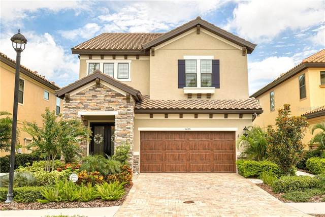1435 Marinella Drive, Palm Harbor, FL 34683 (MLS #U8091089) :: Gate Arty & the Group - Keller Williams Realty Smart