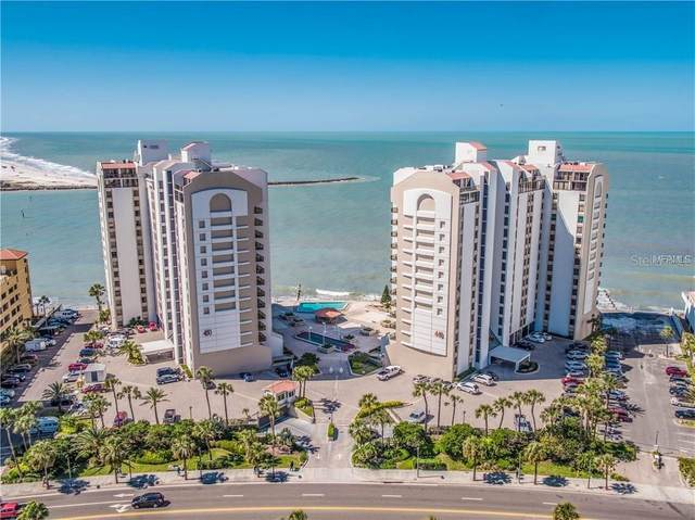 450 S Gulfview Boulevard #505, Clearwater Beach, FL 33767 (MLS #U8091144) :: Your Florida House Team
