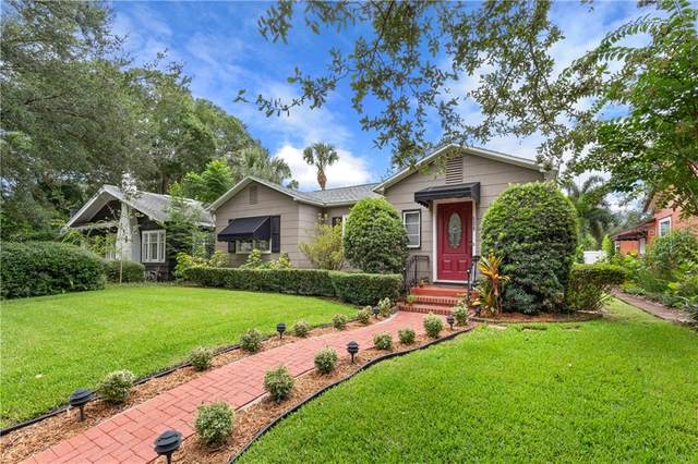 138 17TH Avenue N, St Petersburg, FL 33704 (MLS #U8091381) :: Team Bohannon Keller Williams, Tampa Properties