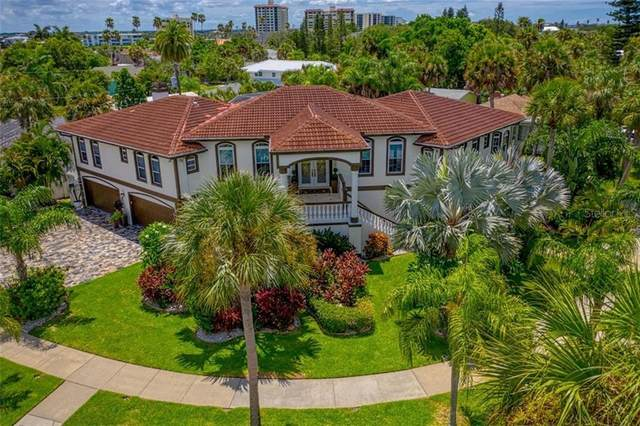817 Bruce Avenue, Clearwater Beach, FL 33767 (MLS #U8091412) :: Mark and Joni Coulter | Better Homes and Gardens