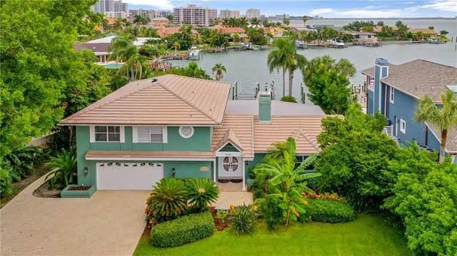 415 Belle Isle Avenue, Belleair Beach, FL 33786 (MLS #U8091542) :: Delta Realty Int