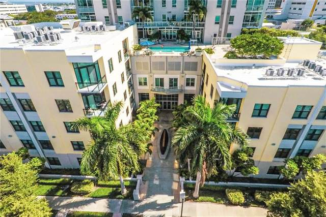 400 4TH Avenue S #105, St Petersburg, FL 33701 (MLS #U8091701) :: Team Bohannon Keller Williams, Tampa Properties