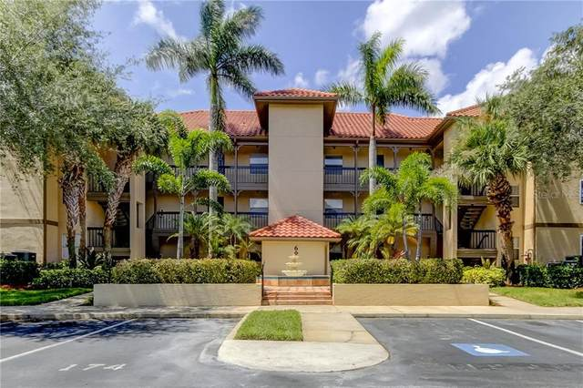 2400 Feather Sound Drive #614, Clearwater, FL 33762 (MLS #U8091838) :: Griffin Group