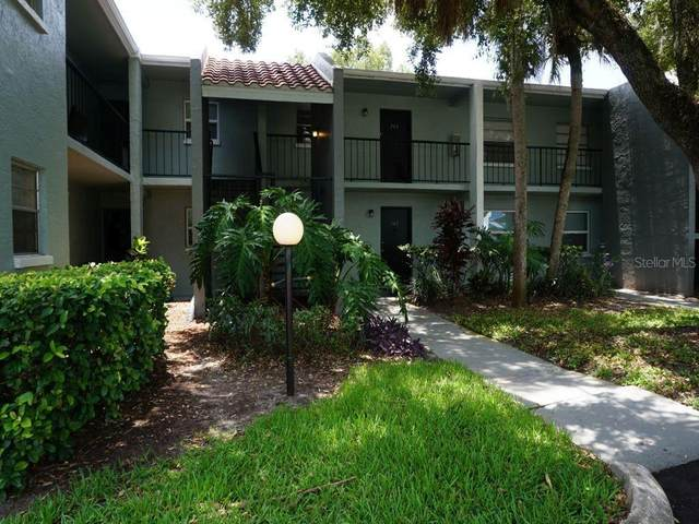 2876 Somerset Park Drive #103, Tampa, FL 33613 (MLS #U8091842) :: Your Florida House Team